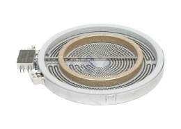 Конфорка HILIGHT Ø230/Ø210mm, 2200/1000W EGO 10.51213 CU65641,COK064UN